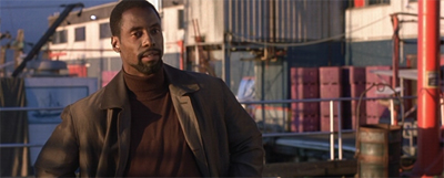 Isaiah Washington als Mac