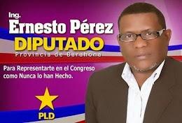 ERNESTO PEREZ. DIPUTADO