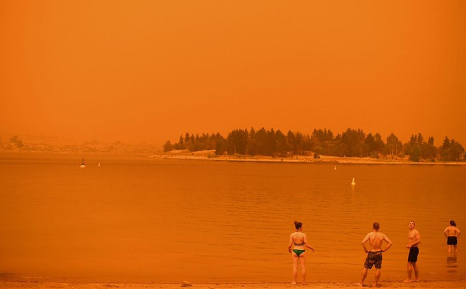 Australien brennt