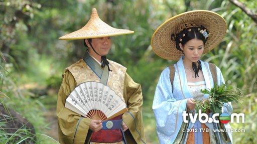 tvb corner: [TVB2012] House of Harmony and Vengeance 《耀舞長安 ... Linda Chung Witness Insecurity