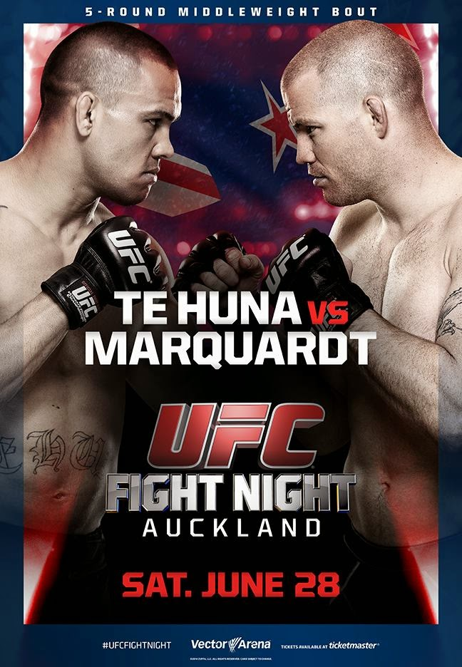 UFC Fight Night: Te Huna vs. Marquardt