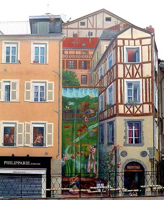 Limoges Place de la Motte de la Place de la Motte à