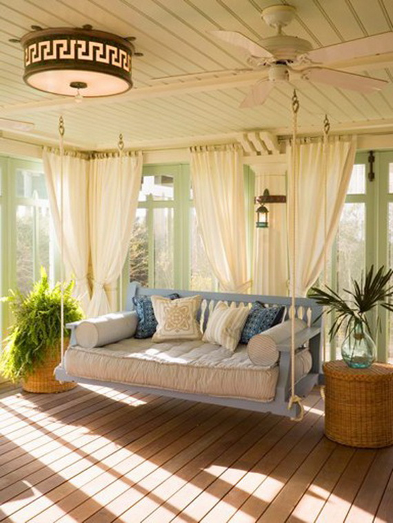 Lovely pinky crafts cool sunroom design ideas for Sun porch ideas