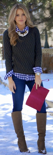 Smart Casual winter outfit