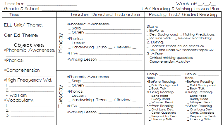 Elementary lesson plan template in this template is a clean and simple template called ld elementary maxwellsz