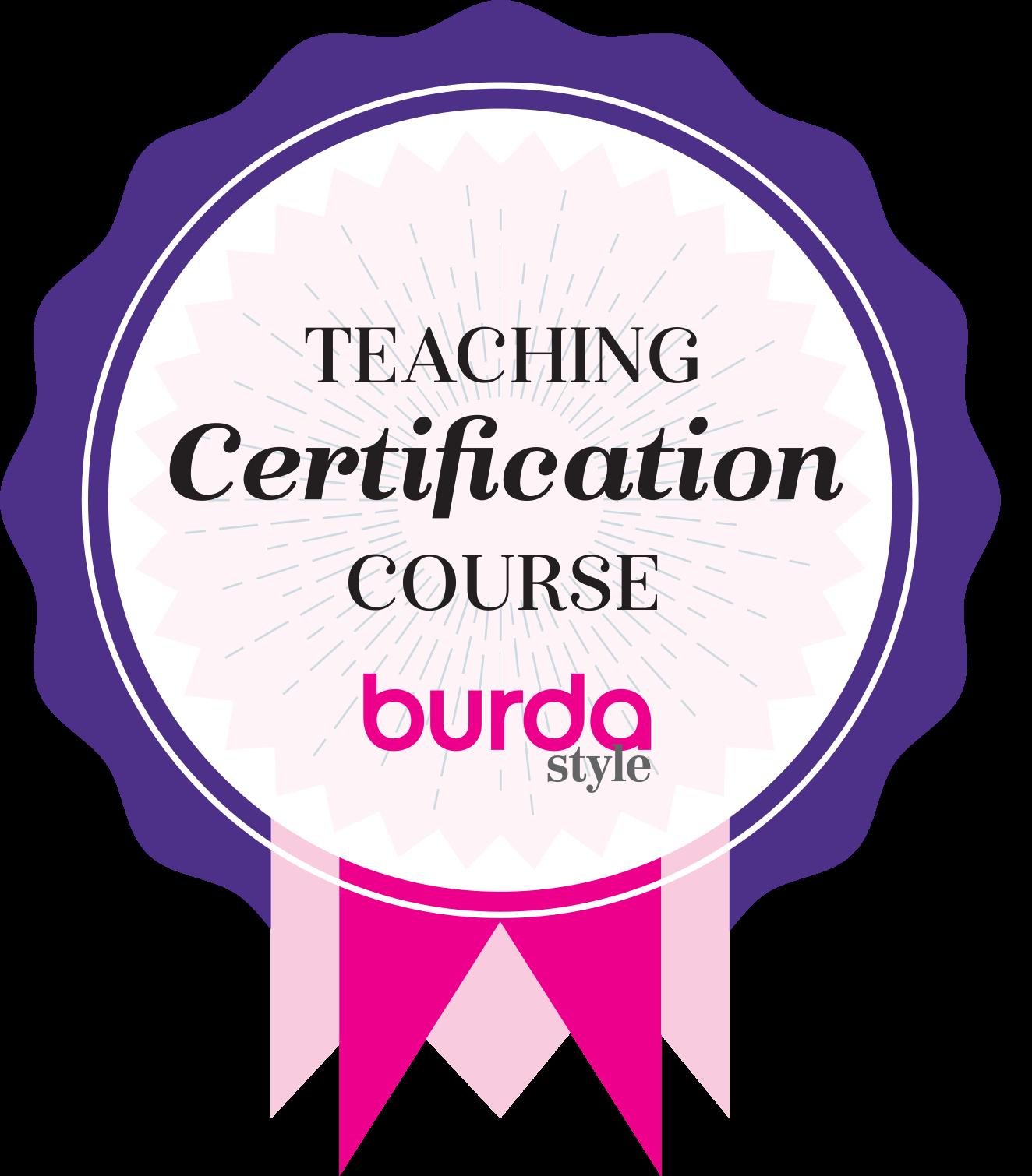 Profesora Burda Style certificada