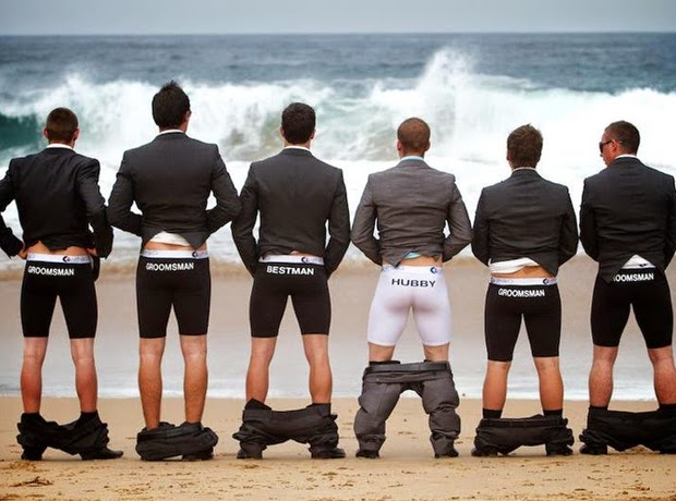 Cool Groomsmen Picture Ideas