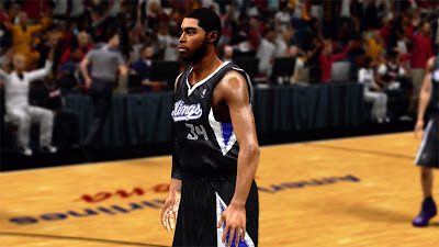 NBA 2K13 Jason Thompson Player Update
