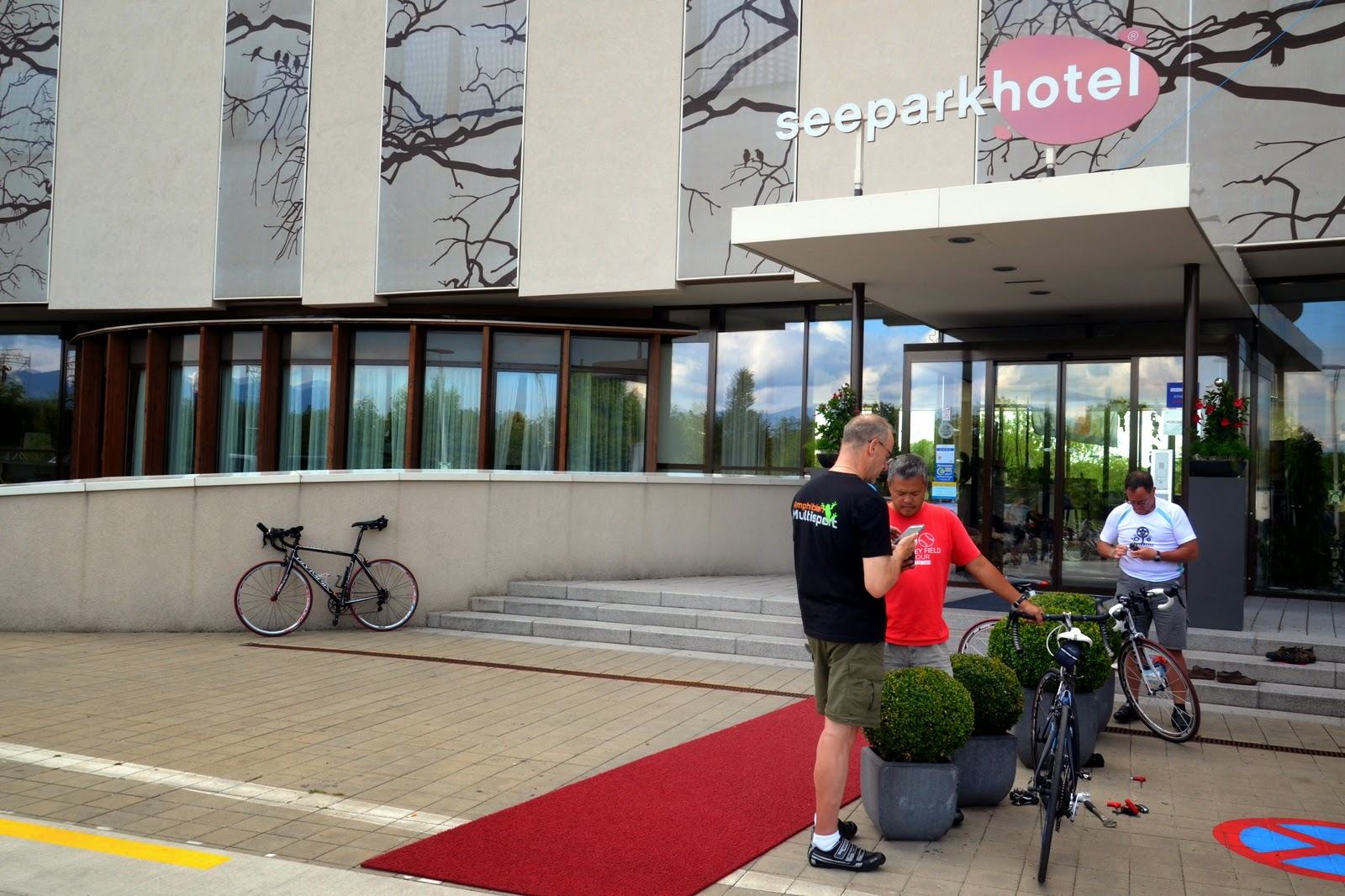ironman triathlon bike rental klagenfurt