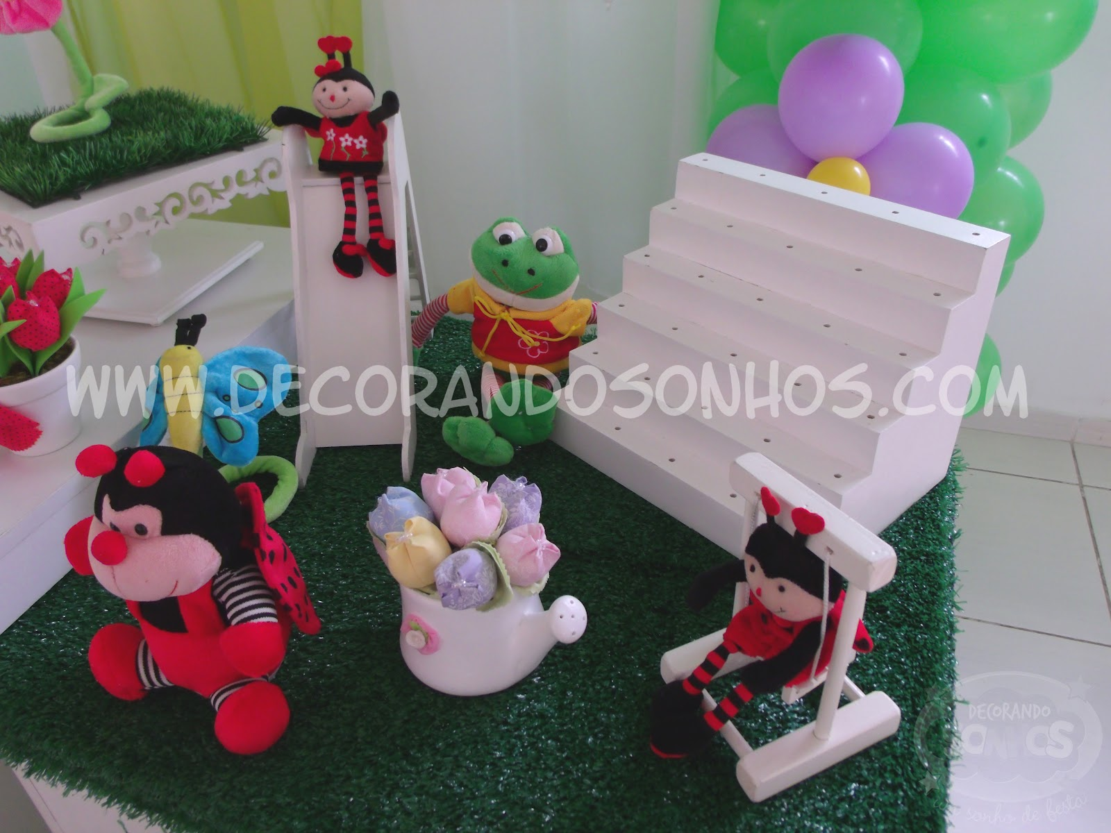 decoracao infantil jardim encantado provencal : decoracao infantil jardim encantado provencal:+festa+infantil+jardim+encantado+decoracao+provencal+jardim+encantado