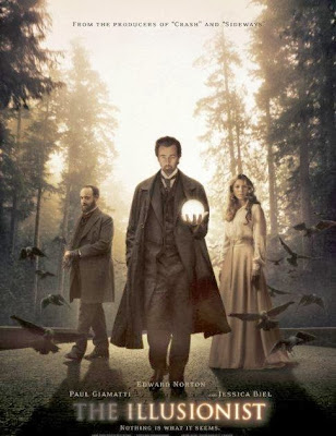 The Illusionist 2006 Full Movie Hindi Dubbed 300MB Small Size