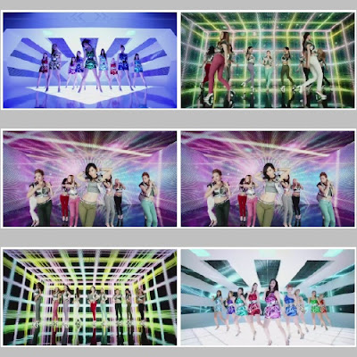 MV Girls' Generation Galaxy Supernova (2013) HD 1080p Music Video Free Download