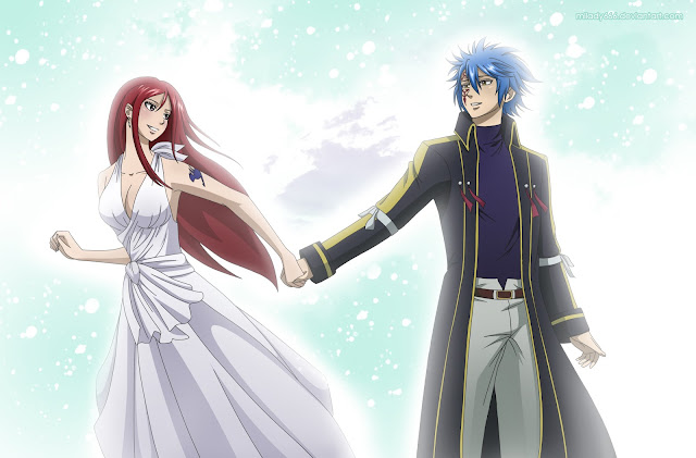 Erza Jellal Wallpaper 0010