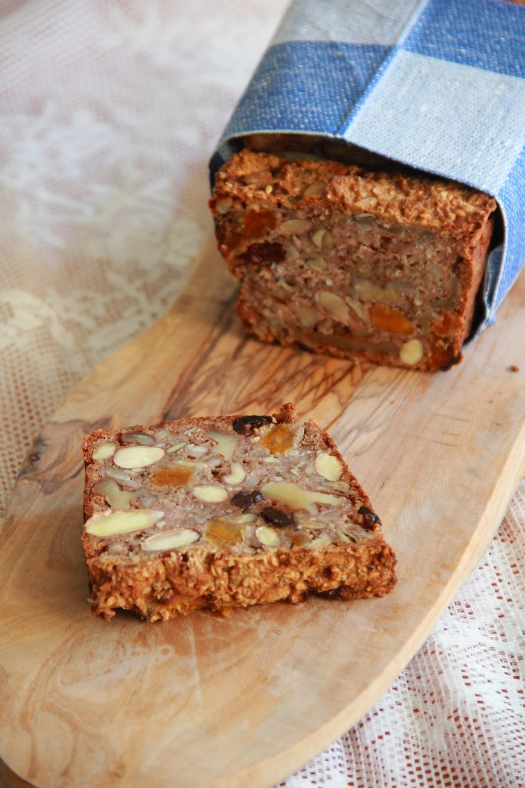 noten- en zadenbrood - www.desmaakvancecile.com