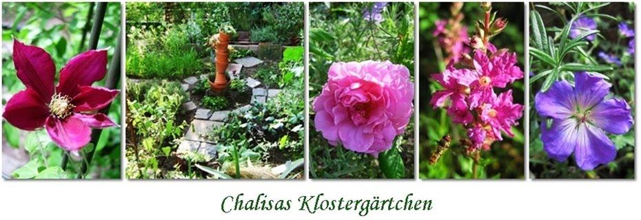 Chalisas Klostergärtchen