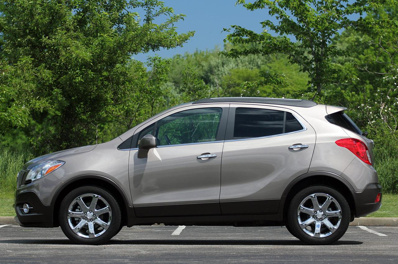 Buick Encore plaints