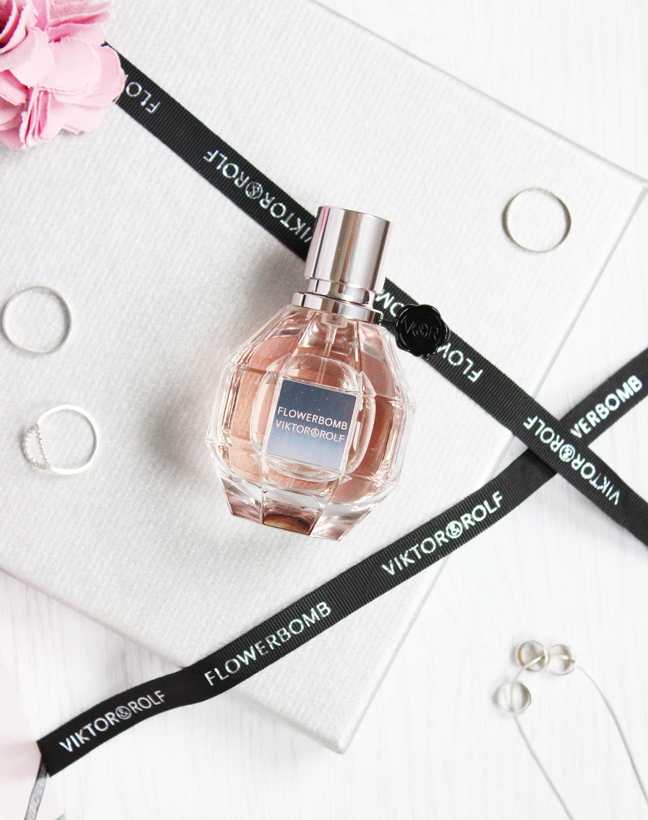 Viktor & Rolf Flowerbomb review and giveaway