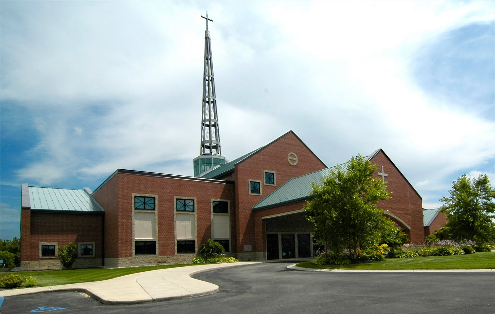 Visbeen architects church design for Architects grand rapids mi