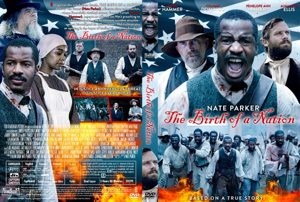 The birth of a nation 2016 movie poster