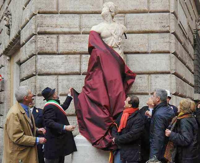 Pasquino e le Statue Parlanti – teatro itinerante,