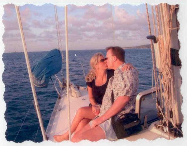 Scott Ally Sailing Caribbean