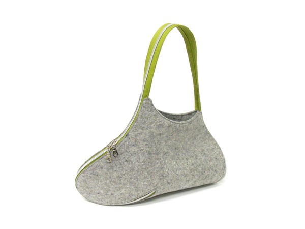 felt, bag, design, bolso, fieltro, cremallera,zipper
