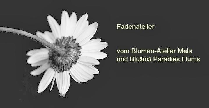 Schönes aus Fäden vom Blumen-Atelier Mels