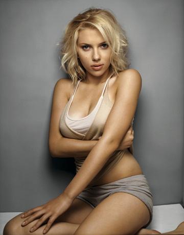 Sexy Scarlett Johansson