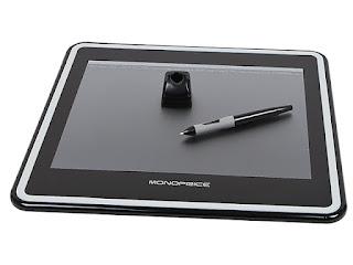 Tablet Gráfica da Monoprice com tecnologia da UC-Logic.