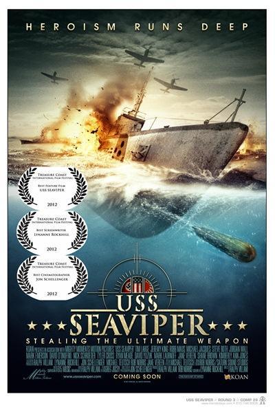 USS Seaviper DVDRip Subtitulos Español Latino Descargar 1 Link 2012