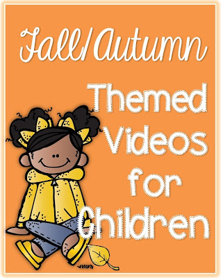 Fall-Autumn Videos Clever Classroom blog