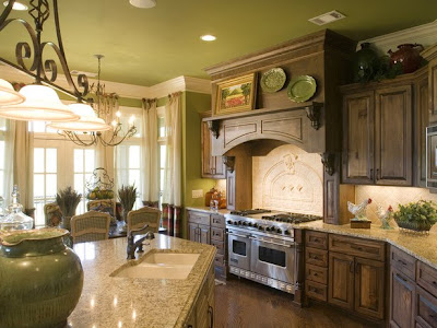 Kitchen Cabinet Styles - Kitchen Design Ideas