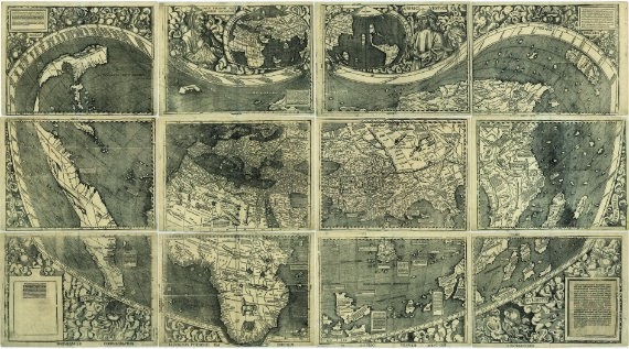 12 maps that changed the world