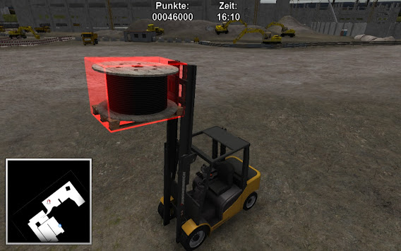 Warehouse and Logistics Simulator ScreenShot 01