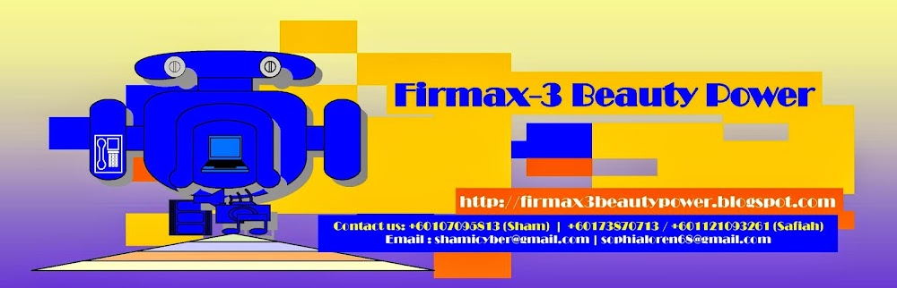 FIRMAX-3 BEAUTY POWER