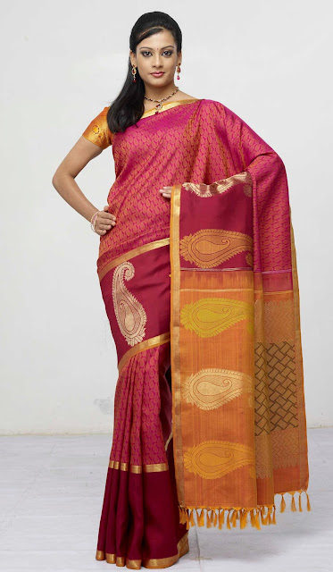 Pothys Parampara Pattu Pothys Parampara Pattu Wedding Collection Sarees Pothys Parampara Pattu Bridel Saree