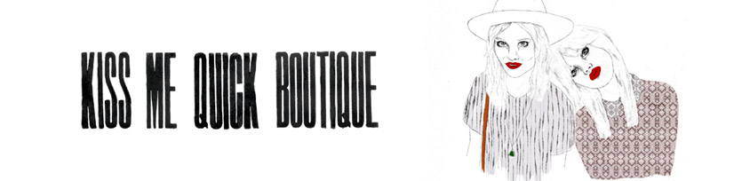 Kiss Me Quick Boutique