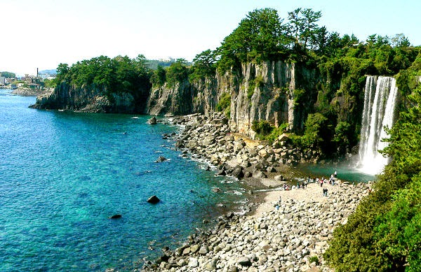 4th Place : Jeju Island ( Korea )