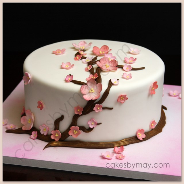 birthday cake feminine