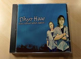 Lirik Lagu Dhyo Haw - Lebih Baik Kau Diam
