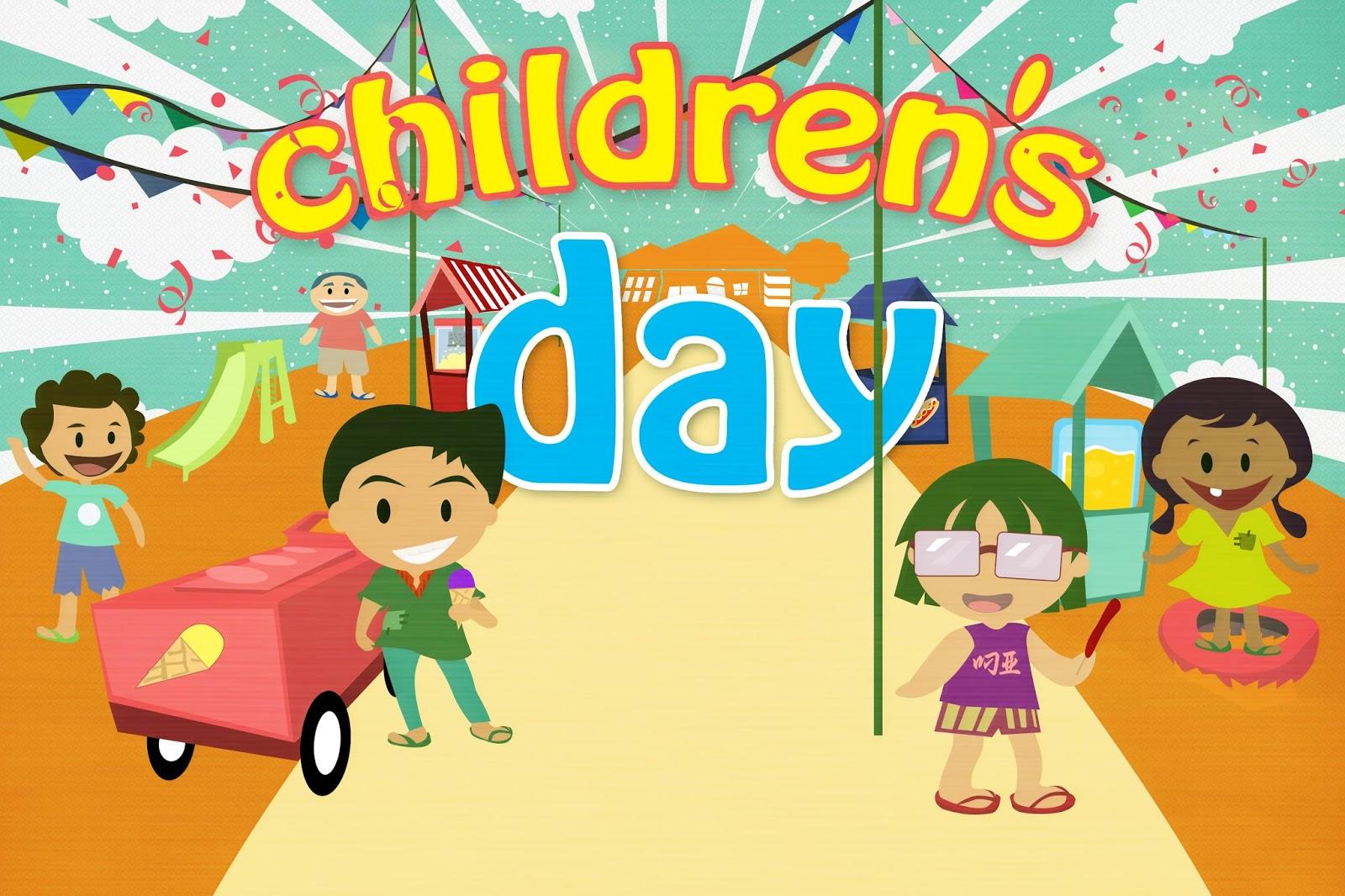childrens day speech essay