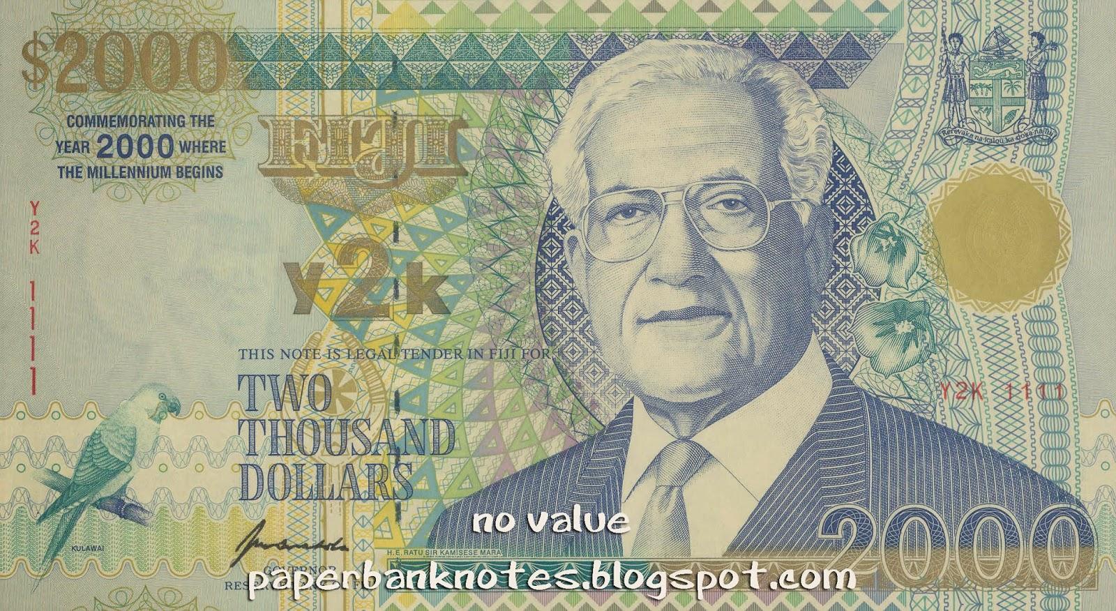 http://oceaniabanknotes.blogspot.com/2014/02/fiji-2000-dollars-millennium-2000-y2k.html