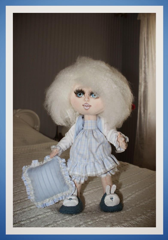 кукла ручная работа хендмейд