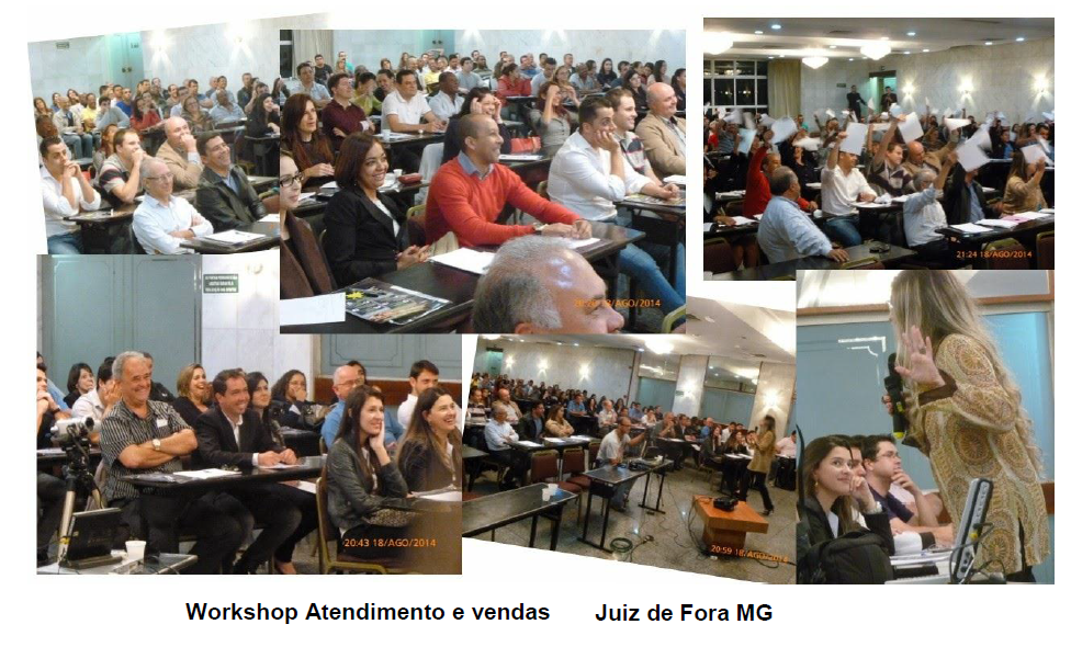PALESTRA JUIZ DE FORA - MG