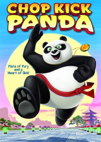 Filme Poster Kick Panda DVDRip XviD Dual Audio & RMVB Dublado