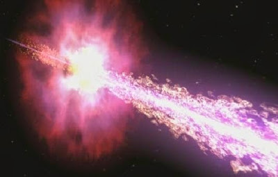 Bintang Pengembara Melesat 1.200 km per detik