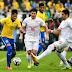 Felipão quer que outros apareçam quando Neymar estiver bem marcado