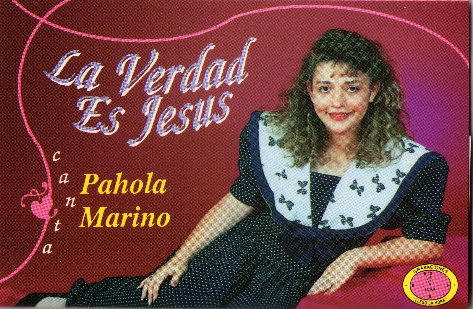 Pahola Marino-La Verdad Es Jesús-