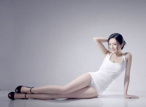 123 Baby Girl Meng Qian Hot Film And Music Star In Pictures