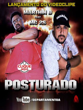 Martin D - Posturado (feat. Mc 2$)